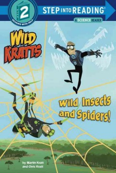 Wild insects and spiders! - Martin Kratt