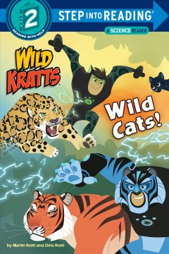 Wild cats! - Chris Kratt