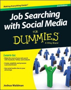 Job Hunting for Dummies (series)  - Joshua Waldman