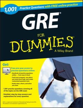 1,001 GRE Practice Questions For Dummies (+ Free Online Practice)