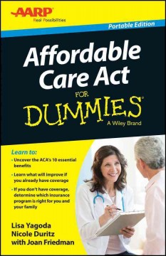 Affordable care act for dummies  - Lisa Yagoda