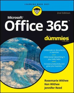 Microsoft Office 365 for dummies - Rosemarie Withee