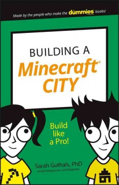 Building a minecraft city - Sarah Guthals