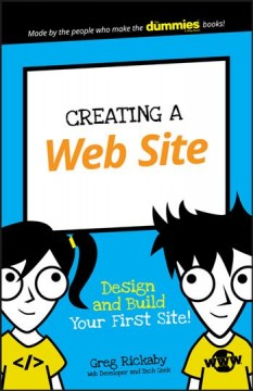 Creating a Web Site. - Greg Rickaby