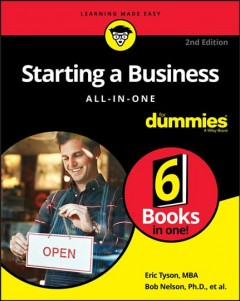 Starting a business all-in-one for dummies / by Kathleen R. Allen [and 18 others] - Kathleen R Allen