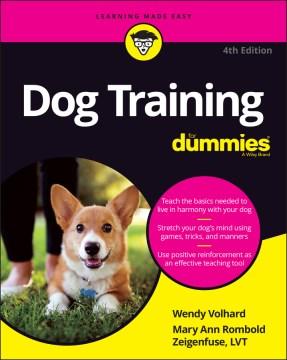 Dog Training for Dummies - Wendy; Rombold-zeigenfuse Volhard