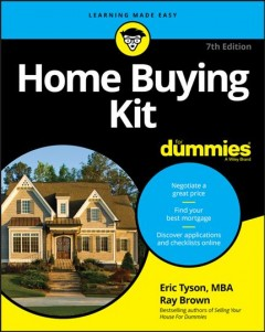 Home Buying Kit for Dummies - Eric; Brown Tyson