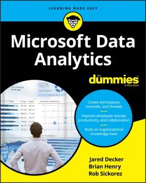 Microsoft Data Analytics for Dummies - Jared; Henry Decker