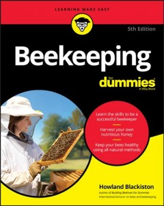 Beekeeping for dummies - Howland Blackiston