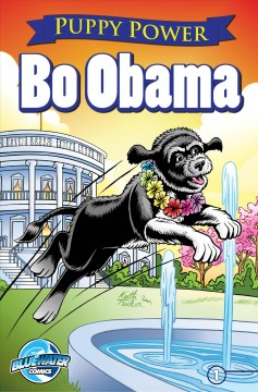 Bo Obama : White House Tails. - Paul J Salamoff