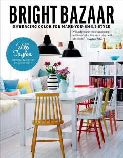 Bright bazaar: embracing color for make-you-smile style - Will (Blogger) Taylor