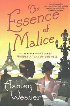 Essence of Malice - Ashley Weaver
