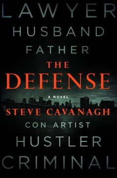 The defense - Steve Cavanagh