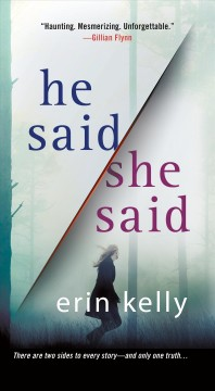 He said - Erin Kelly