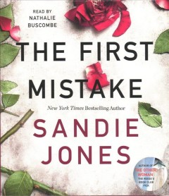 The first mistake - Sandie Jones