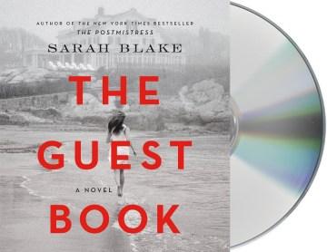 Guest Book - Sarah; Cassidy Blake