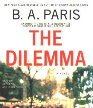 Dilemma - B. A.; Eyre Paris