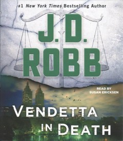 Vendetta in death - J. D Robb