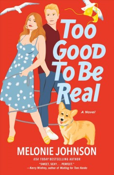 Too Good to Be Real - Melonie Johnson