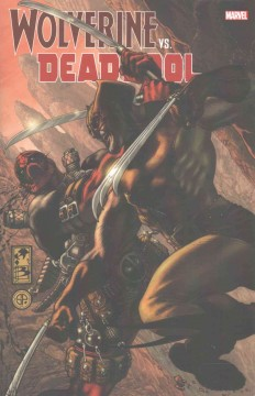 Wolverine Vs. Deadpool - Larry/ Liefeld Hama