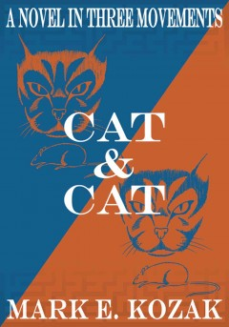 Cat & cat. Mark Kozak. - Mark Kozak