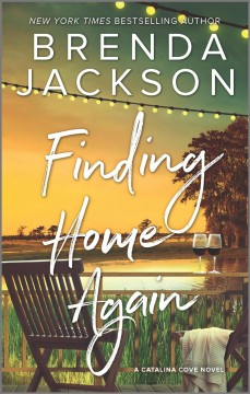 Finding Home Again - Brenda Jackson