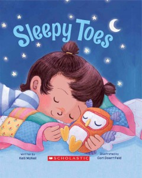 Sleepy toes - Kelli McNeil