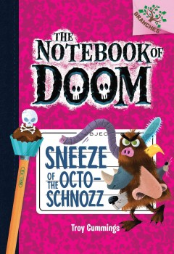 Sneeze of the octo-schnozz - Troy Cummings