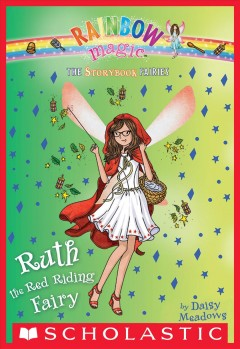 Ruth the Red Riding Hood Fairy - Daisy Meadows
