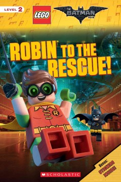 Robin to the rescue! - Tracey West