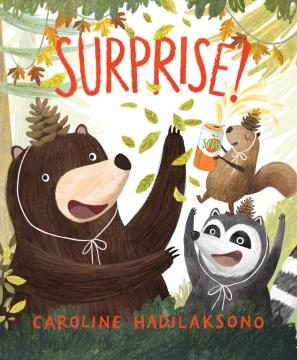 Surprise! - Caroline Hadilaksono