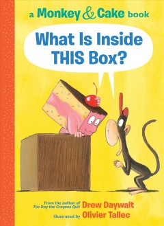 What is inside THIS box? - Drew Daywalt