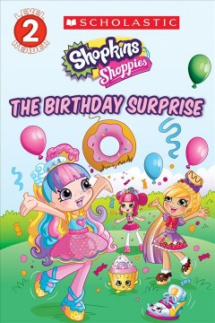 The birthday surprise - Leigh. author Stephens