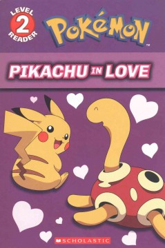 Pikachu in love - Tracey West