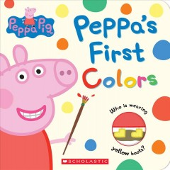 Peppa's First Colors.