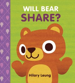 Will bear share? - Hilary Leung