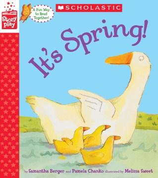 It's spring! - Samantha Berger