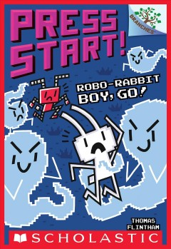 Robo-Rabbit Boy, go! - Thomas Flintham