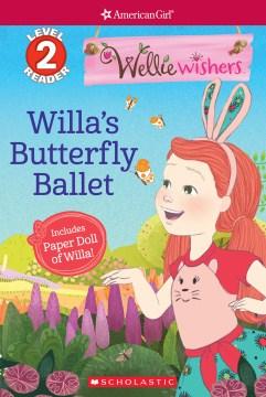 Willa's butterfly ballet - Judy Katschke
