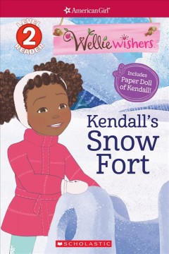 Kendall's snow fort - Meredith Rusu