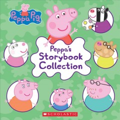 Peppa's storybook collection