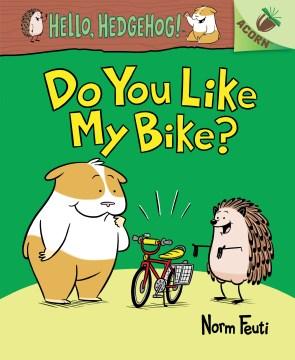 Do you like my bike? - Norman Feuti