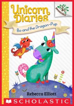 Bo and the dragon-pup - Rebecca Elliott