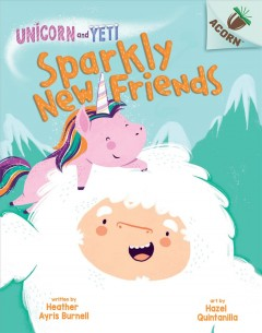 Sparkly new friends - Heather Ayris Burnell