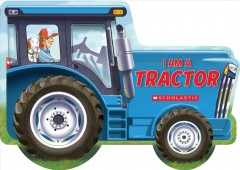 I am a tractor - Tom LaPadula