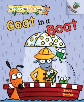 Goat in a boat - Janee Trasler