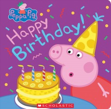 Happy Birthday! - Annie; Eone (COR) Auerbach