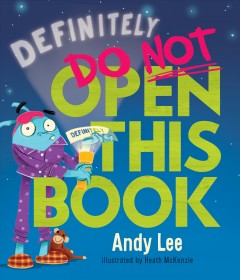 Definitely do not open this book - Andy Lee