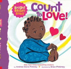 Count to love! - Andrea Davis Pinkney