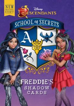 Freddie's shadow cards - Jessica Brody